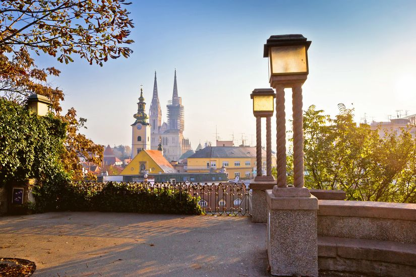 AIR TICKETS PROMOTION! Croatia, Kyiv - Zagreb - Kyiv 04.10.2020-11.10.2020 270 €