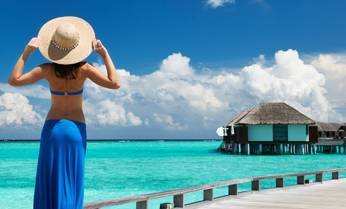 AIR TICKETS PROMOTION! Maldives, Kyiv - Male 29.01.2021 6236 ₴