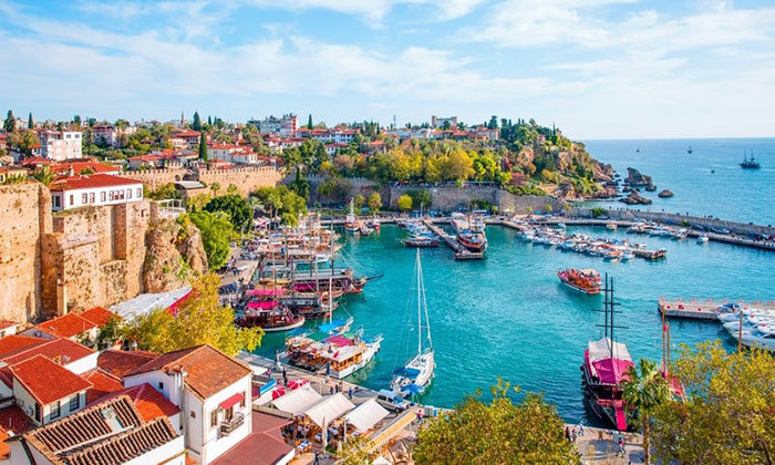 AIR TICKETS PROMOTION! Turkey, Kyiv - Antalya - Kyiv 30.04.2021-09.05.2021 6992 ₴