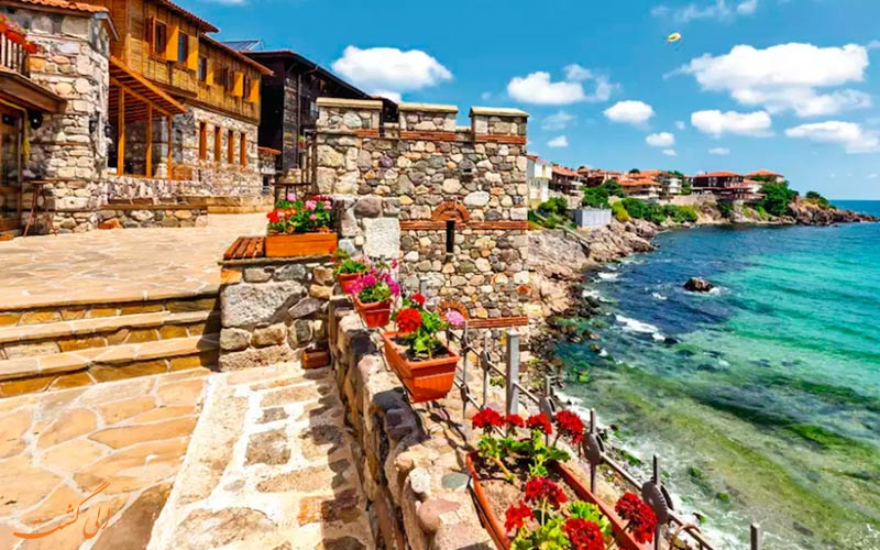 AIR TICKETS PROMOTION! Bulgaria, Kyiv - Burgas - Kyiv - 129 €