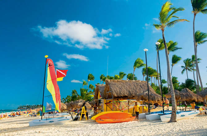 AIR TICKETS PROMOTION! Dominican Republic, Kyiv - La Romana - Kyiv 17.01.2021-26.01.2021 903 €