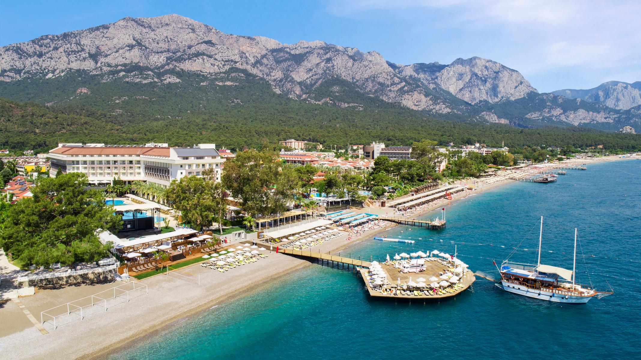 AIR TICKETS PROMOTION! Turkey, Kyiv - Antalya 24.01.2021 1957 ₴